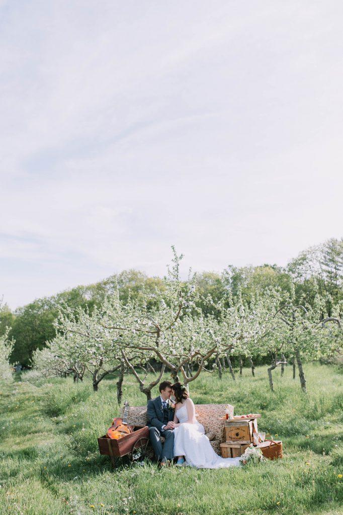 Farm Wedding Venue in Maine